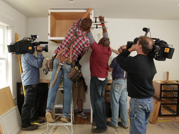 Camden Craftsman Featured On National Television Kitchen