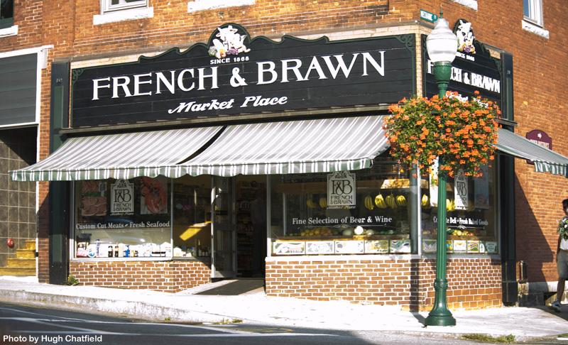 French and Brawn Market Place | PenBay Pilot