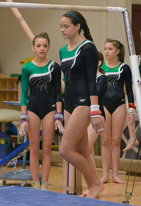 For This Oceanside Athlete Gymnastics Is Where Its At