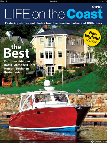 Usharbors Releases Free App And Digital Magazine For Boaters