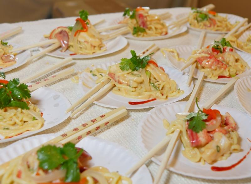 two rockland chefs take first prize in lobster mac