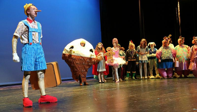 Camden Hills' Production Of 'Shrek, The Musical' Opens Nov