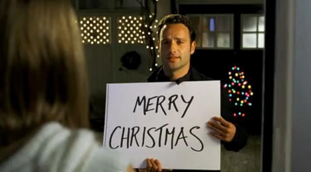 películas de navidad love actually