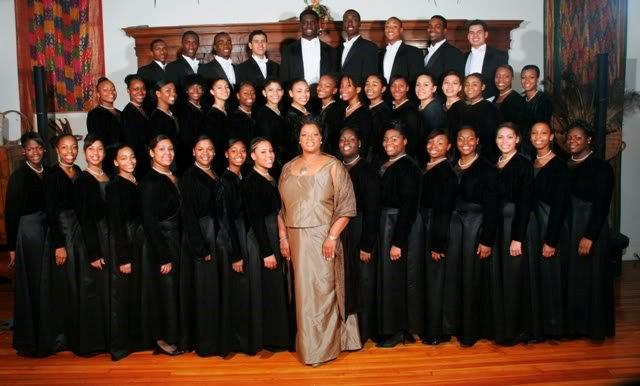 Harlem-based gospel choir, Songs of Solomon, kicks off