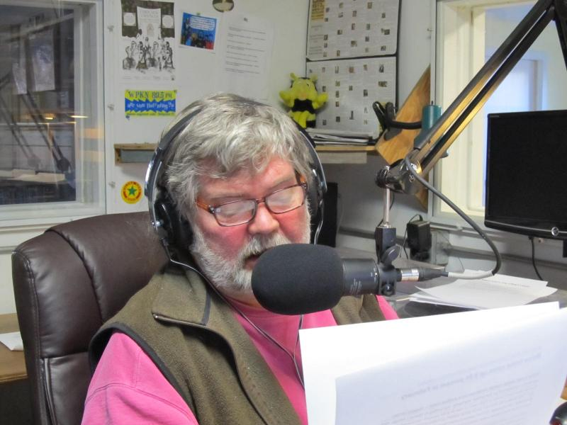 You Re On The Air With Wolffie Penbay Pilot