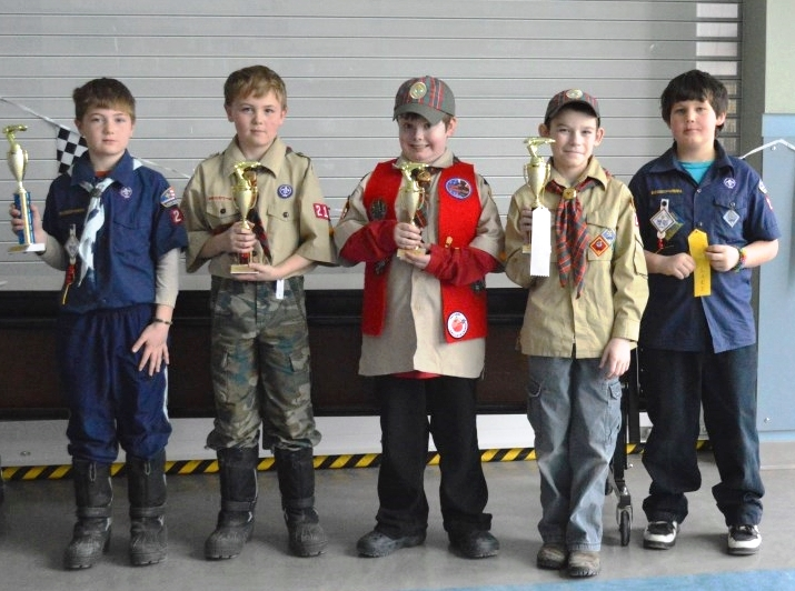 Kevin Crossley Character Design Pdf : Cub scout pack holds pinewood derby races penbay pilot