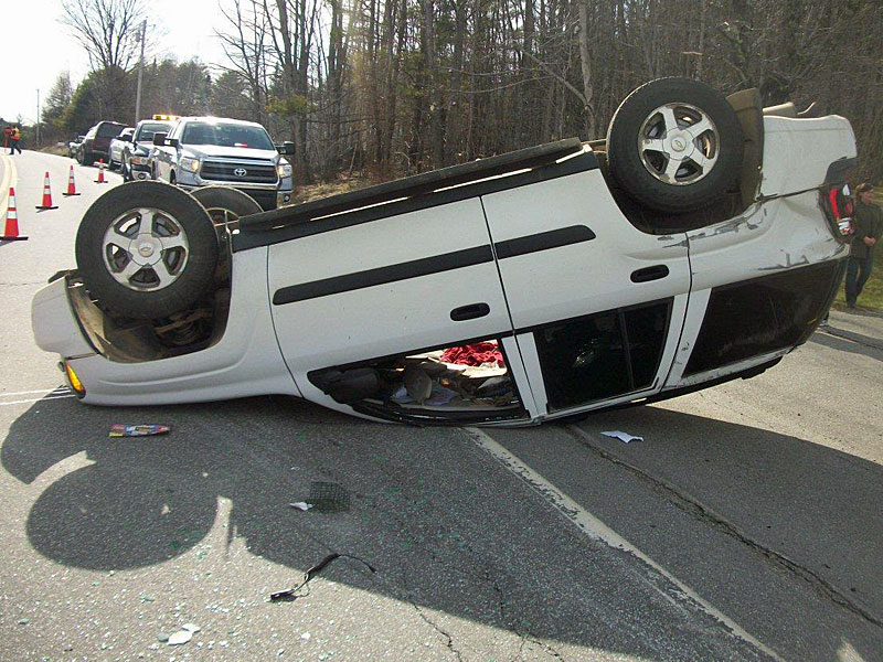 Driver charged in Washington car crash that injured one of