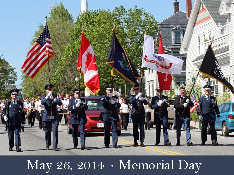 Memorial Day in the Midcoast: Events schedule   PenBay Pilot