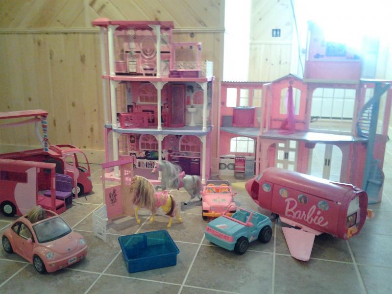 Barbie Houses For Sale Penbay Pilot