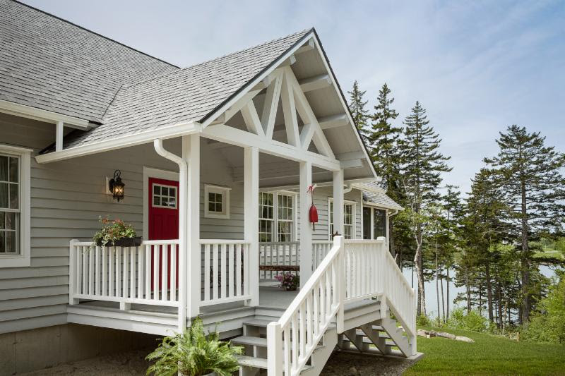 Arborwall Solid Cedar Homes And Rockport Based Phi Home Designs Announce A  Partnership .