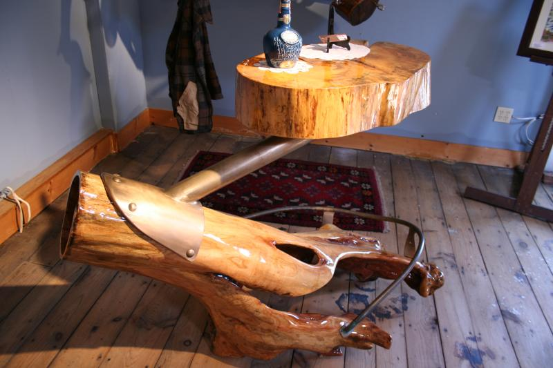 One Of A Kind Furniture The Billy Bar By Local Joel