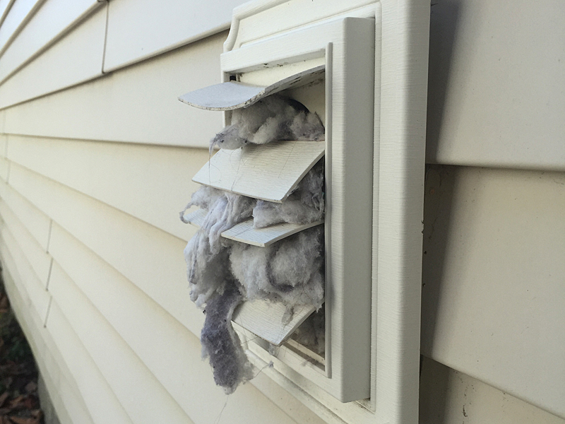 The Danger Of Not Cleaning A Dryer S Lint Trap Is Real And It Can