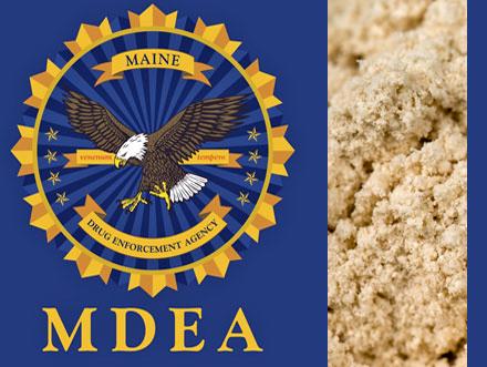 Midcoast heroin trafficking: Maine Drug Enforcement Agency arrests ...