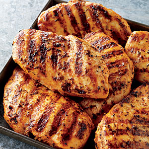 how to cook skinless bone in chicken breast