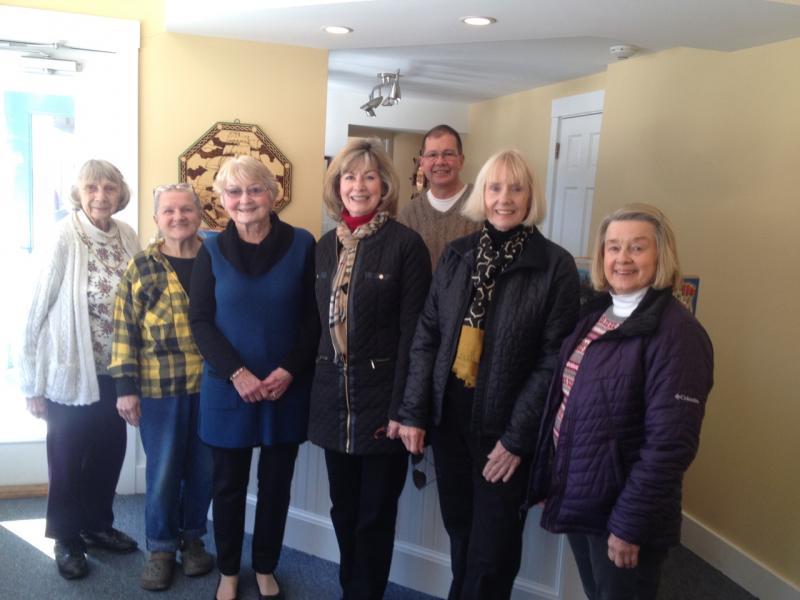 Schooner Bay Motor Inn Hosts Penobscot Bay Chamber Of