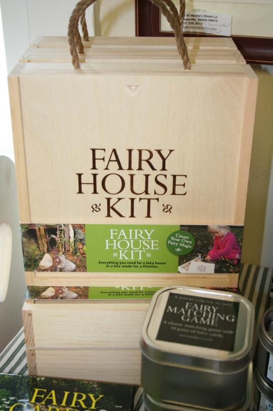 Fairy House Kits Games Books Amp Even Fairy Dust At