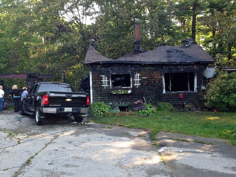 Update Cause Of Fire That Killed Two In Lincolnville Undetermined