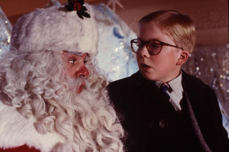 screenshot from a christmas story courtesy imdbcom - A Christmas Story Imdb