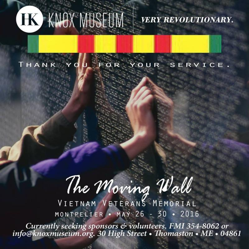 Moving Wall comes to Thomaston next May; virtual tours of Washington's memorial available 24/7