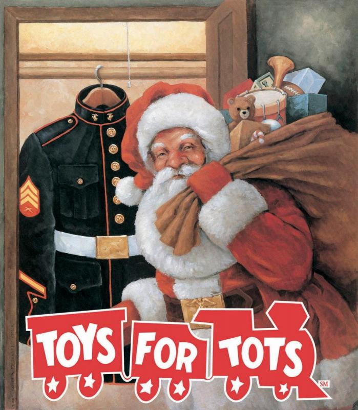 Toys For Tots Marine Corps : Toys for tots drop off locations announced penbay pilot