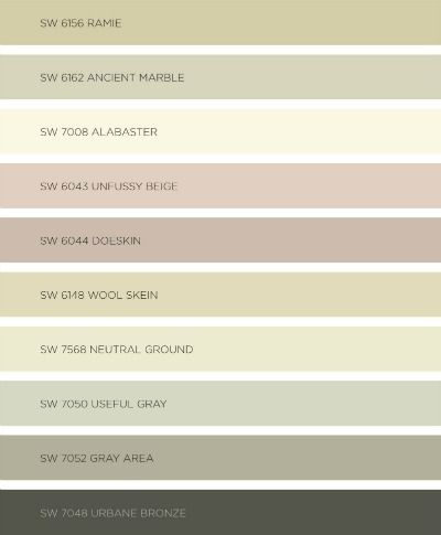 Neutral Paint Colors Rule The 2016 It Trends For