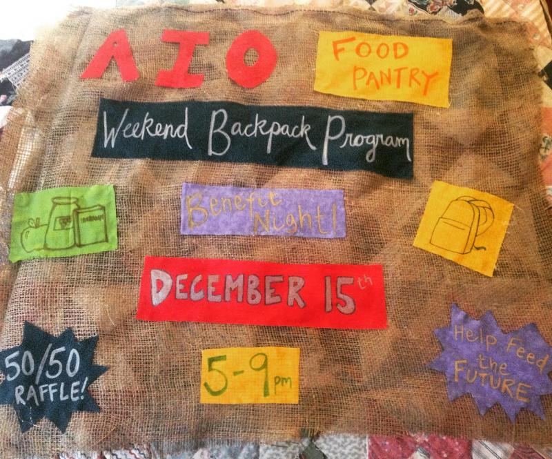 070be0f14f Help Weekend Backpack program feed local children