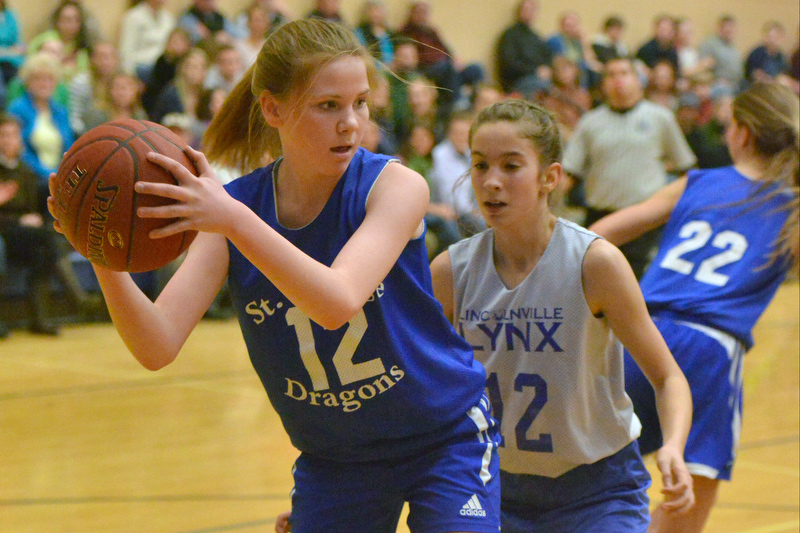 lincolnville girls Lincolnville — the lincolnville girls used outstanding defense to overcome the height advantage st george had and scored numerous points off steals and fast breaks as they handed st george.