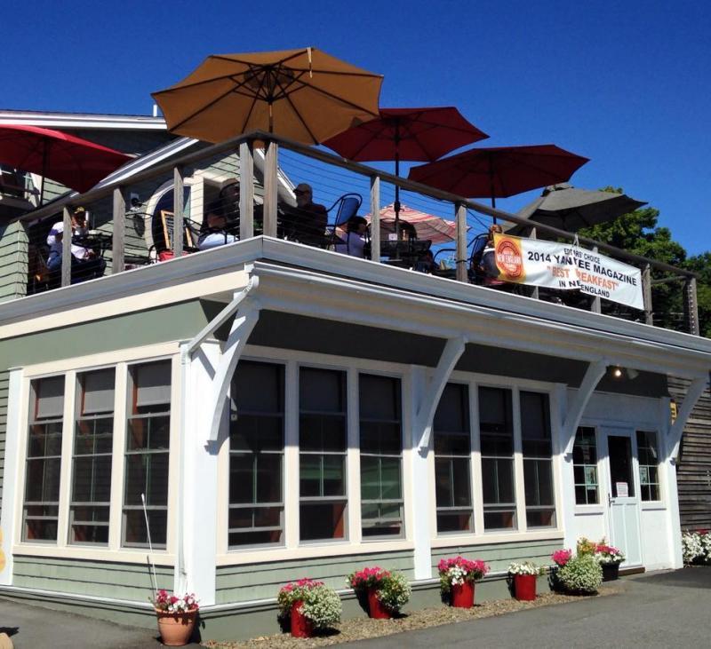 Dream Kitchen Rockland Maine