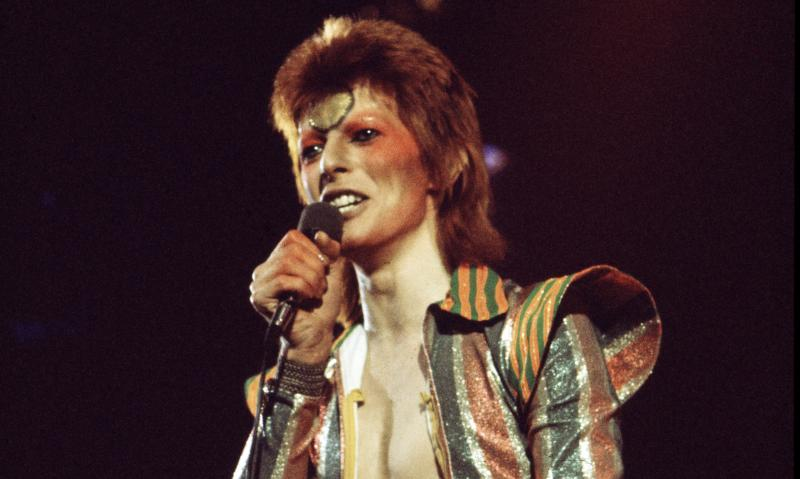 Special screening of David Bowie concert film Ziggy Stardust and the