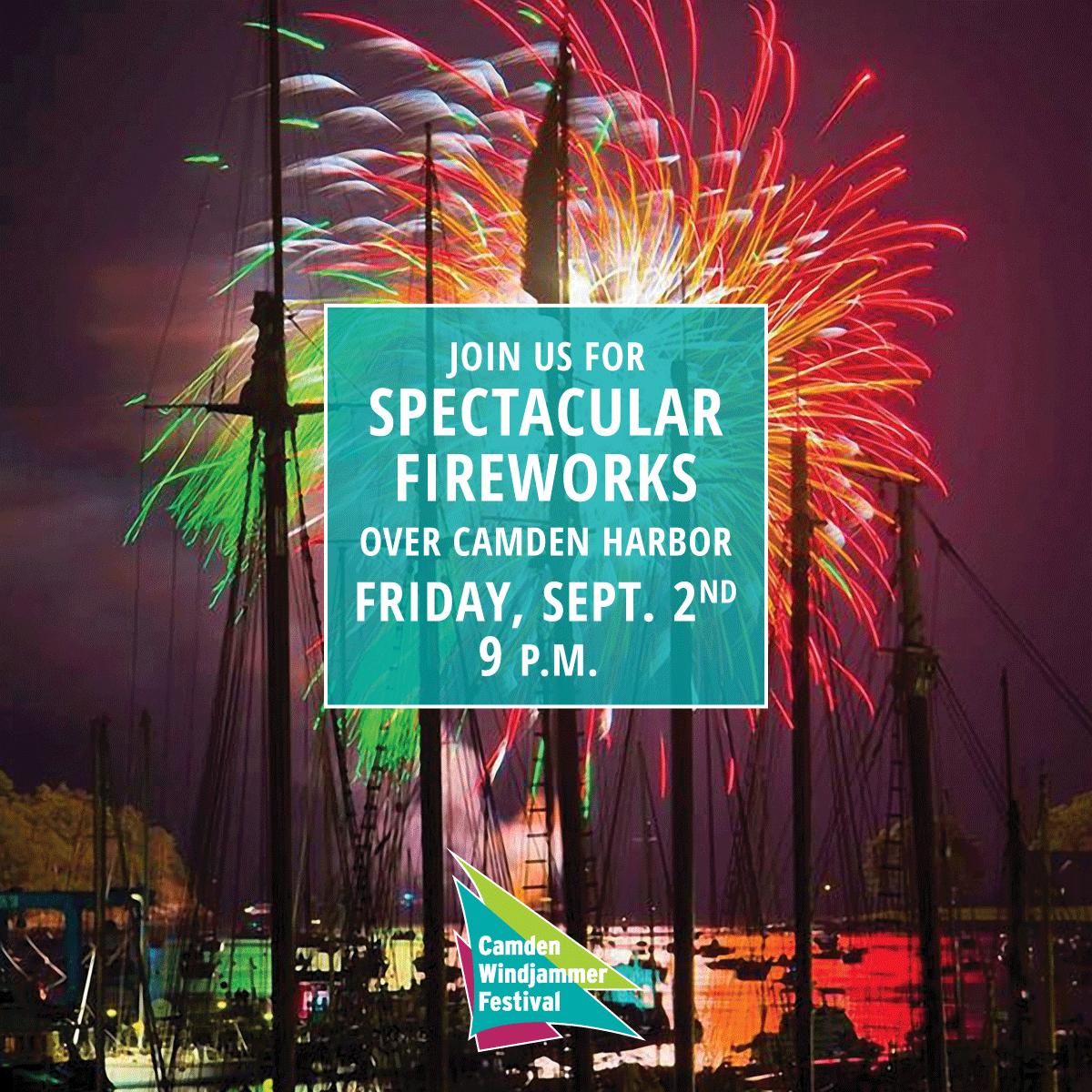 2016 Fireworks Sponsor