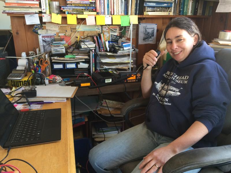 Eva Murray: Radio chatter | PenBay Pilot