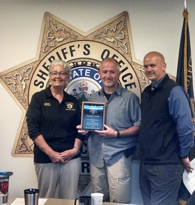 Knox County Sheriff Deputies Recognized For Their Service
