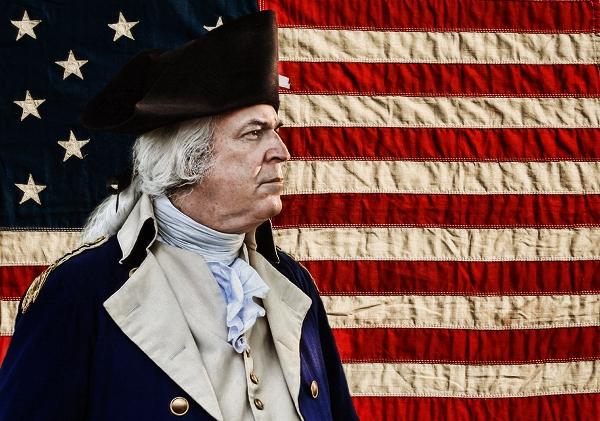 george washington first president