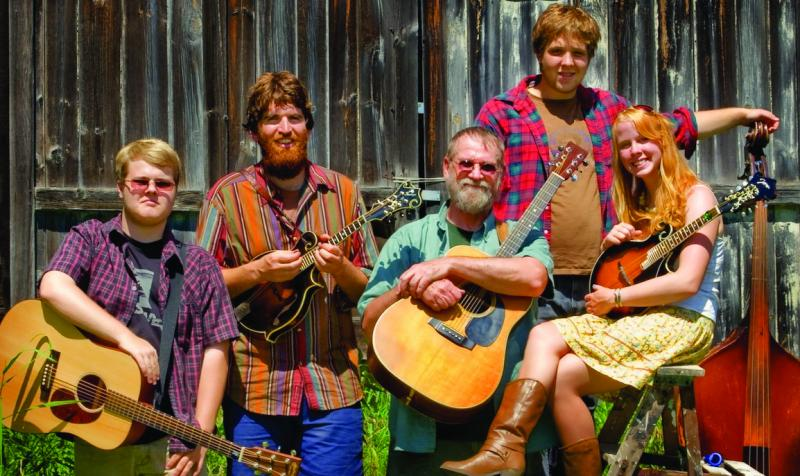 Sandy River Ramblers Bluegrass Band at Lincoln Home's Lobster and More Event August 19 | PenBay ...