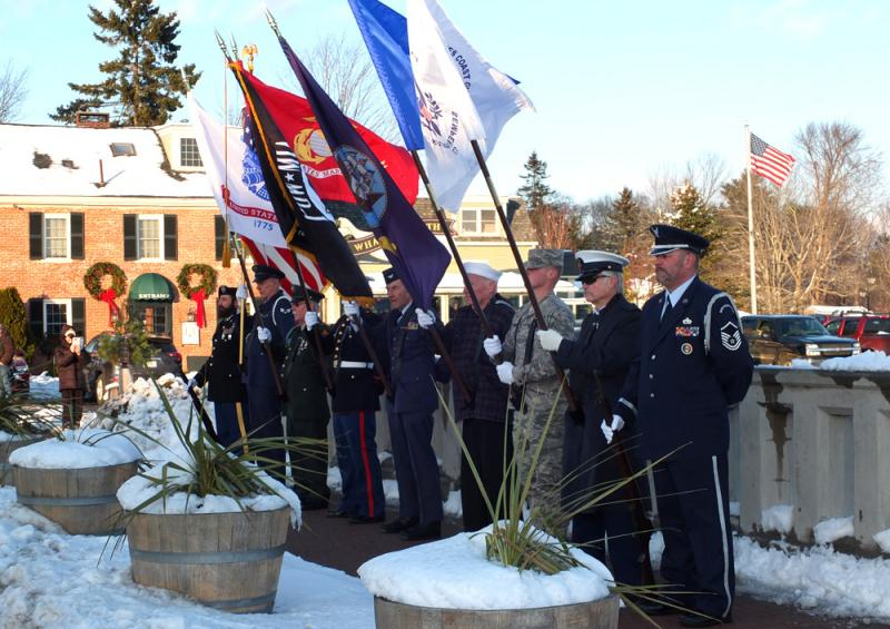 Wreaths Across America to begin trek to Arlington National Cemetery Sunday