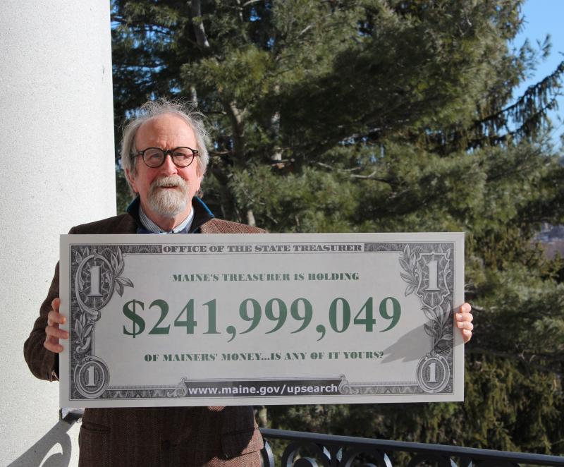 State Of Maine Treasurer S Unclaimed Property