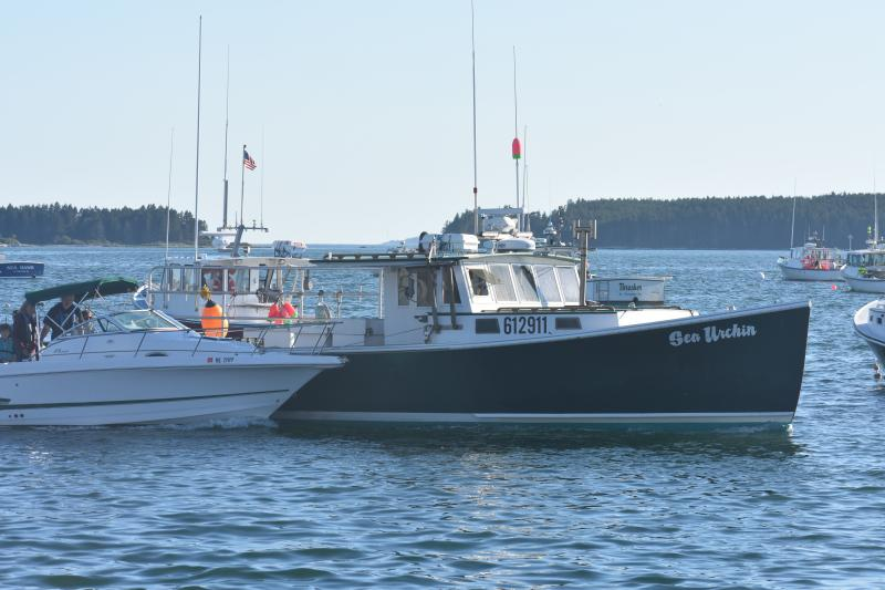 Boat With Seven Passengers Towed To Shore Penbay Pilot