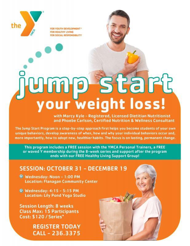 New Ymca Weight Loss Program Beginning October 31 Penbay Pilot