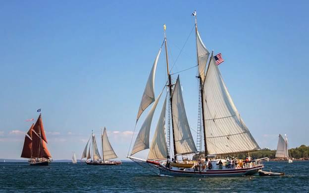 Windjammer Association highlight Maine photographers | PenBay Pilot