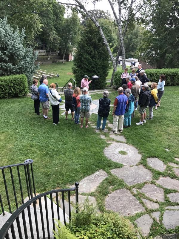 Camden Downtown Walking Tours offered through summer