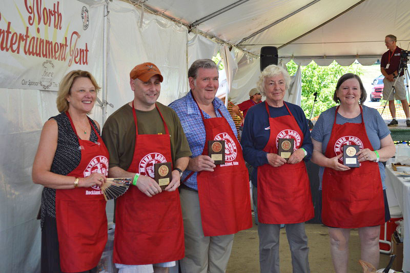 Maine Lobster Festival seafood cooking contest | PenBay Pilot