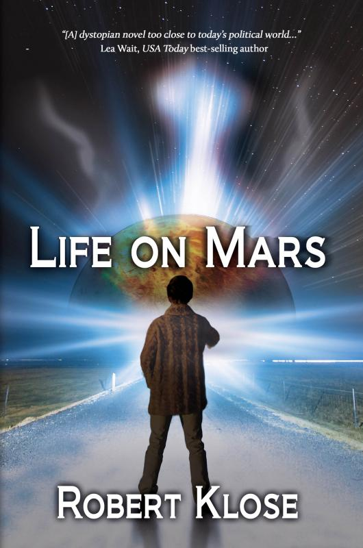 Author Robert Klose to present 'Life on Mars' in Belfast