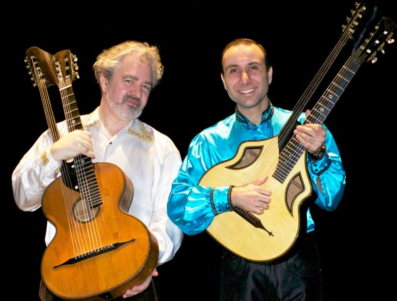 Russian-Gypsy guitarists to perform in Rockport | PenBay Pilot