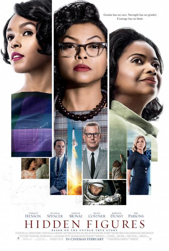 'Hidden Figures' to screen at Films at the Farm
