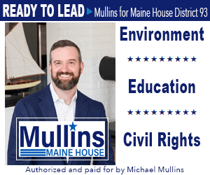 Michael Mullins for Maine House