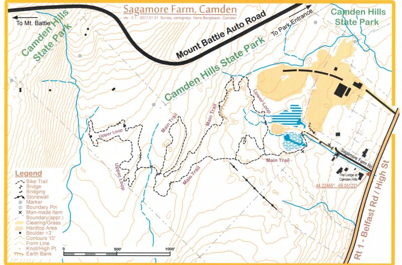 Developers interested in Camden's Sagamore Farm; broadband and Tannery Park updates