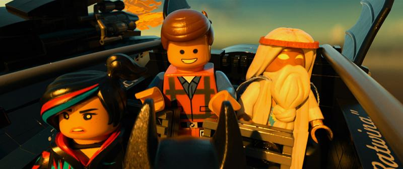 'The Lego Movie' comes to Strand Drive-In, Sept 17-19