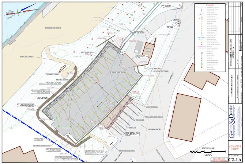 Rockport considers building new parking lot at head of harbor