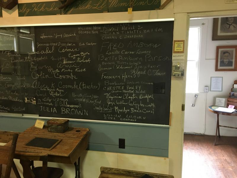 This Week in Lincolnville: Our History Gets a Home