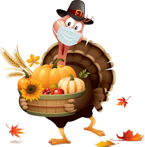 How to safely celebrate Thanksgiving amid COVID-19